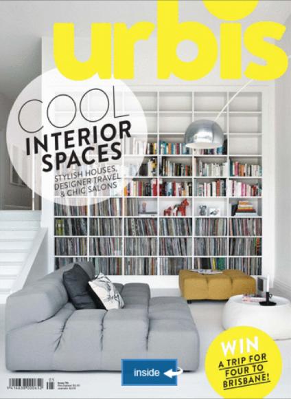 URBIS Magazine October 2012, cover