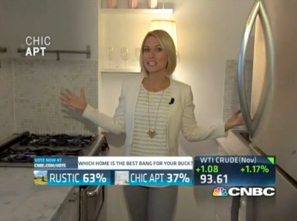 MySuites Bowery Suite on CNBC's Million Dollar Smackdown