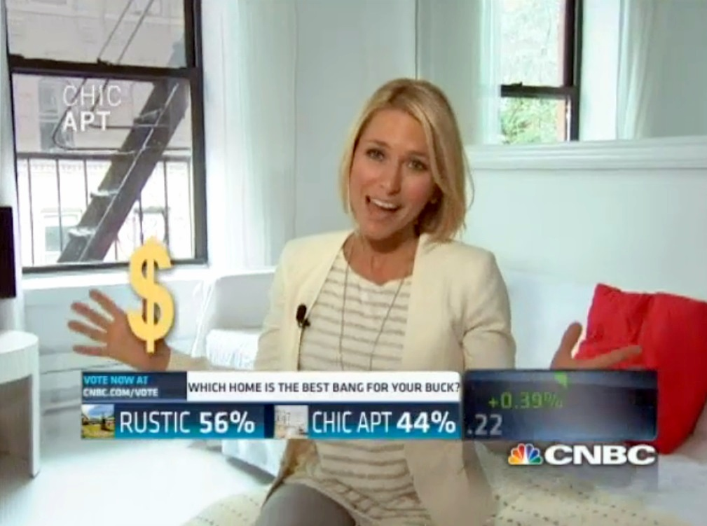 MySuites Bowery Suite NYC show on CNBC's Million Dollar Smackdown