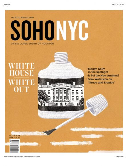 Soho Magazine_cover