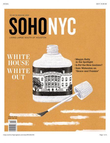 Soho Magazine_cover